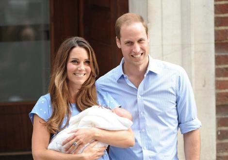 O Duque e a Duquesa de Cambridge já escolheram o nome de seu filho.